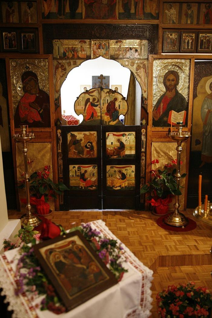 Journées du patrimoine 2019 - Visite de l'église des Nouveaux martyrs de la terre russe à Vanves