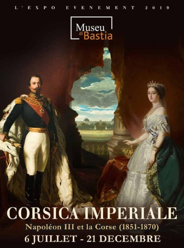 Journées du patrimoine 2019 - Exposition : Corsica Imperiale