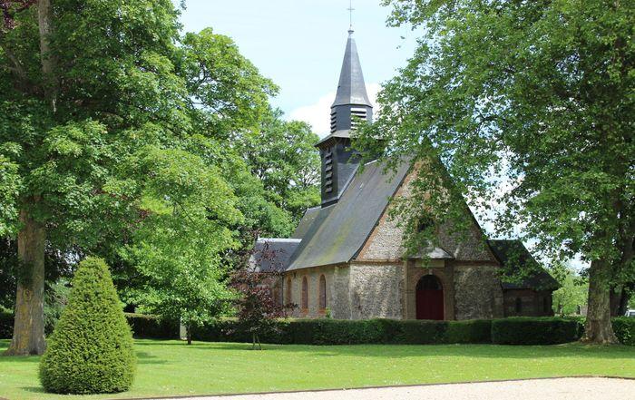 Journées du patrimoine 2019 - Visite guidée de l'église Notre-Dame de la Nativité de Bois-Héroult