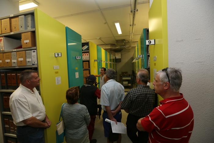 Journées du patrimoine 2019 - Visites guidées des Archives municipales de Toulon