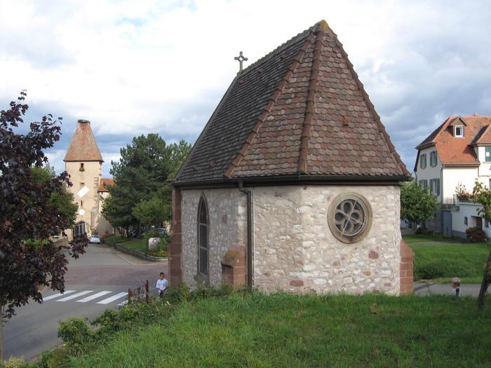 Journées du patrimoine 2019 - Portes ouvertes à la Chapelle Saint-Wendelin d'Ammerschwihr