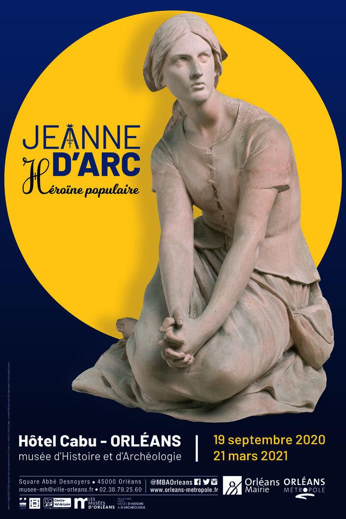 """Exposition """"Jeanne d'Arc, héroïne populaire"""""""