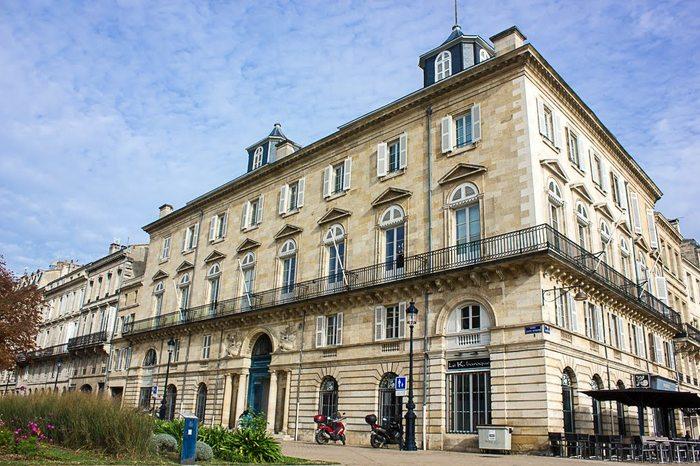 Journées du patrimoine 2020 - Annulé | Visite libre de l'hôtel