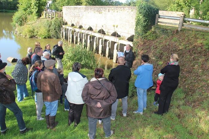 Journées du patrimoine 2019 - Visite guidée du site de Chevré (La Bouëxière, 35)