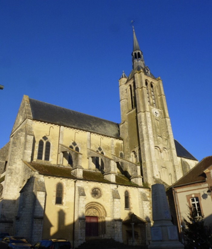 Journées du patrimoine 2020 - Visite libre de l'Eglise Notre-Dame de l'Assomption de Donnemarie-Dontilly