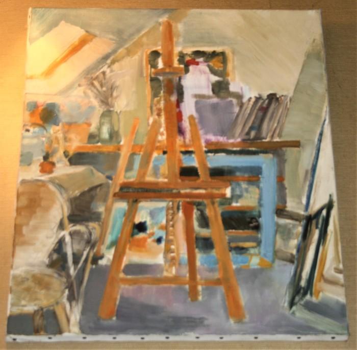Journées du patrimoine 2020 - exposition peinture