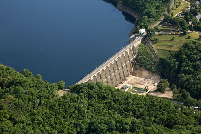 Journées du patrimoine 2019 - Ateliers et visite guidée du barrage du lac de Pannecière