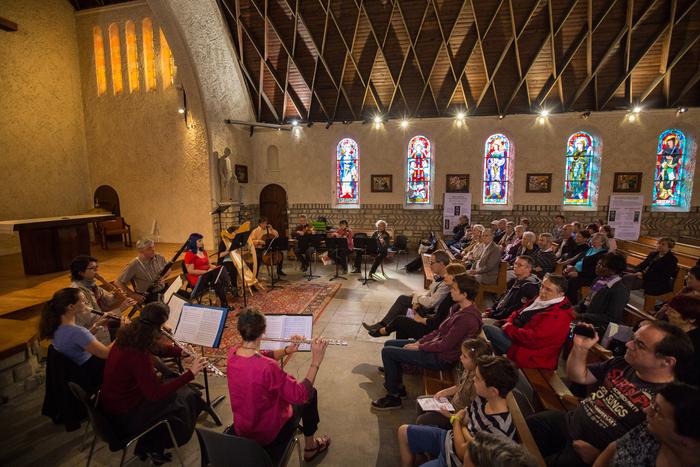 Journées du patrimoine 2019 - Concert sous les voûtes lambrissées