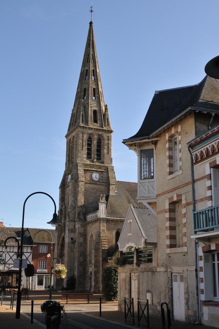 Journées du patrimoine 2020 - Visite commentée de l'église Saint-Nicolas du Pouliguen