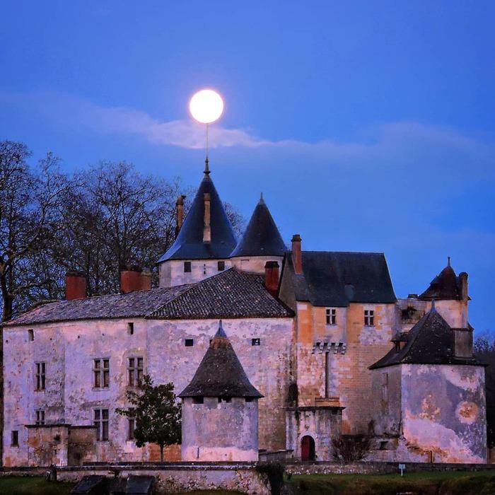 Journées du patrimoine 2020 - Visite nocturne du château