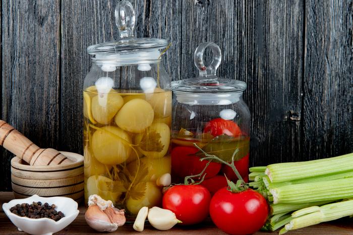 La fermentation avec Achillée & Ciboulette