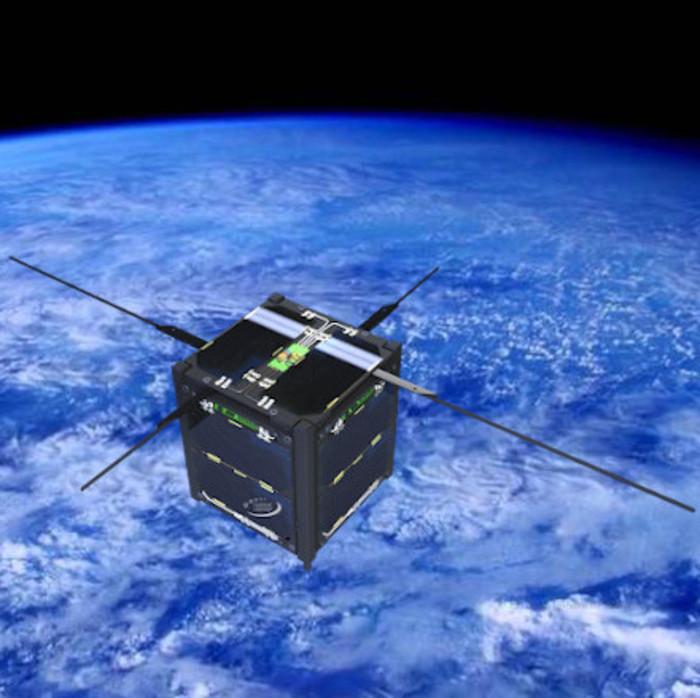 Autour d'un satellite : collaboration des amateurs à la recherche