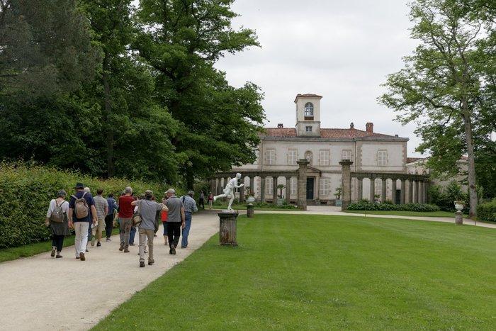 Journées du patrimoine 2019 - Visite découverte du Domaine de la Garenne Lemot