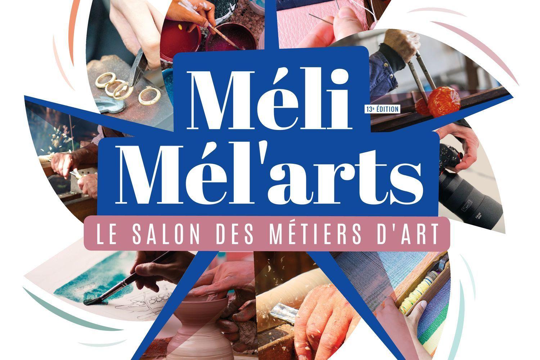 Annulé   Méli Mél'Arts Salon des métiers d'art 14e édition
