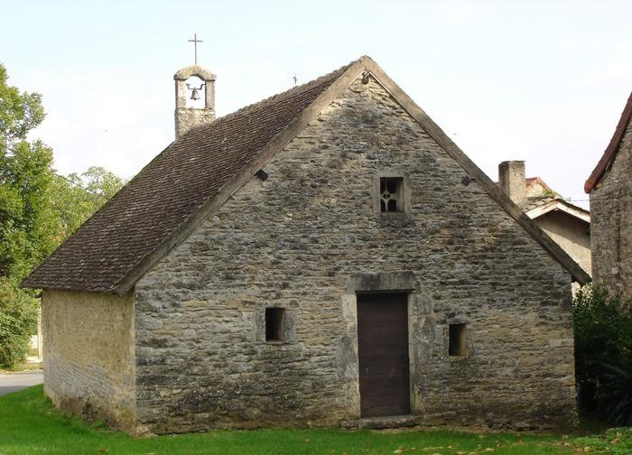 Journées du patrimoine 2019 - Chapelle Saint-Médard