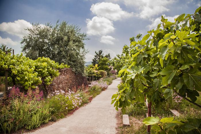Journées du patrimoine 2020 - Lecture aux Jardins du Musée International de la Parfumerie