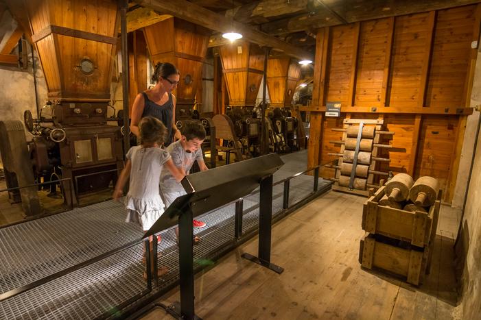 Journées du patrimoine 2019 - Visite guidée du musée de la Minoterie