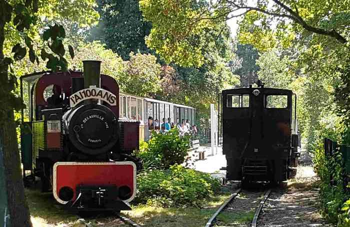 Journées du patrimoine 2020 - Voyage en train « Decauville »