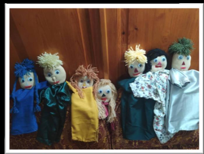Marionnettes JIVEP