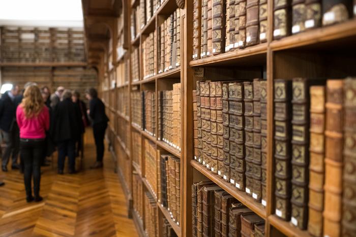 Journées du patrimoine 2020 - Visites guidées des salles historiques de la bibliothèque patrimoniale et d'étude