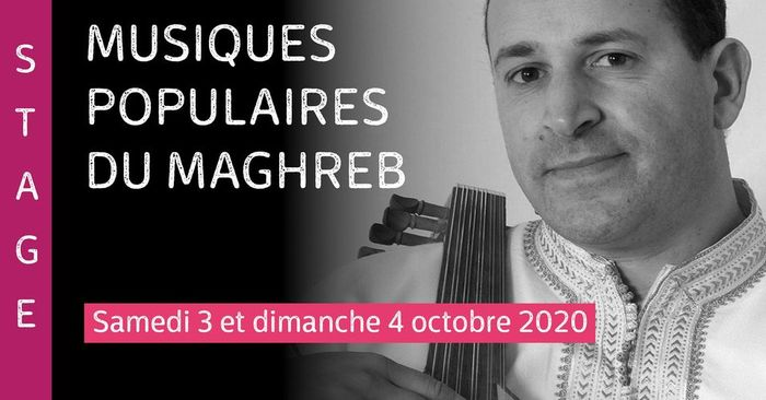Stage - Musiques populaires du Maghreb