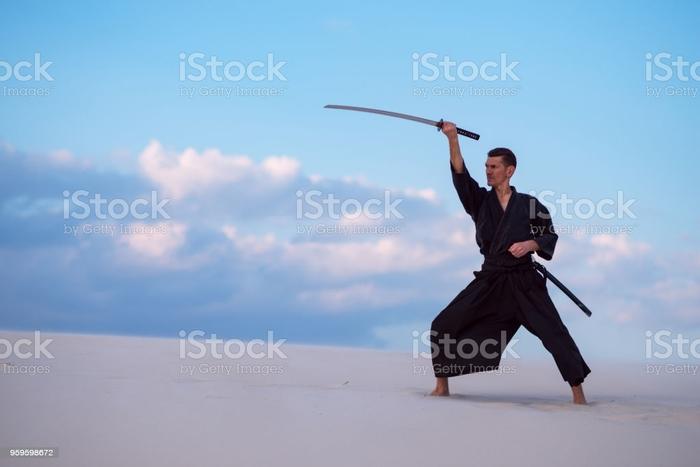 Journées du patrimoine 2020 - Démonstration de l'art traditionnel de sabre japonais