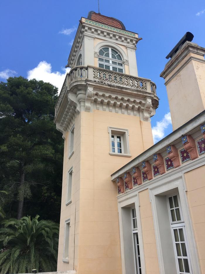 Journées du patrimoine 2020 - Visite du Chateau Saint-Georges