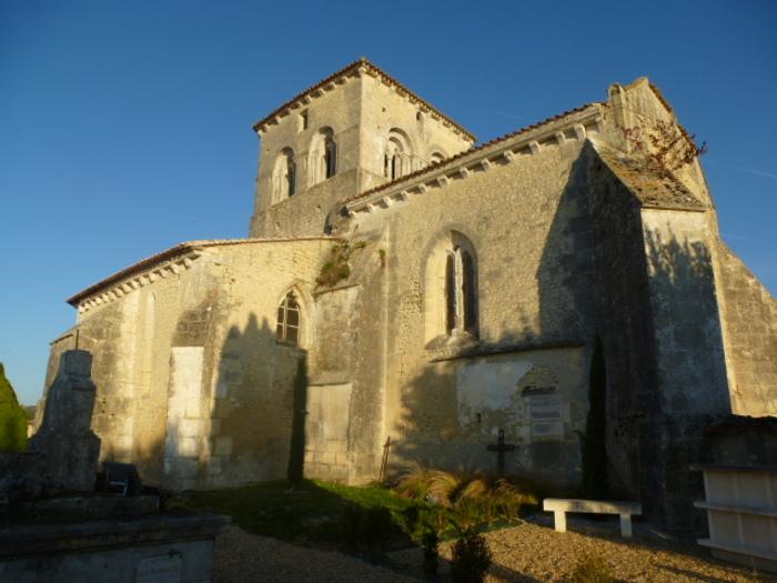 Journées du patrimoine 2020 - Comprendre la restauration de l'église