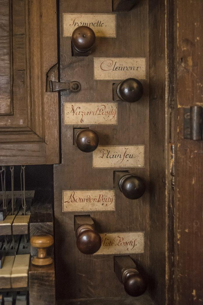 Journées du patrimoine 2020 - Présentation et audition de l'orgue historique L.A.Clicquot (1739)