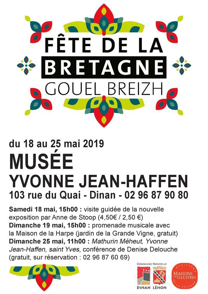 Dans l'intimité de la Maison de la Grande Vigne, le Musée Yvonne Jean-Haffen fête la Saint-Yves