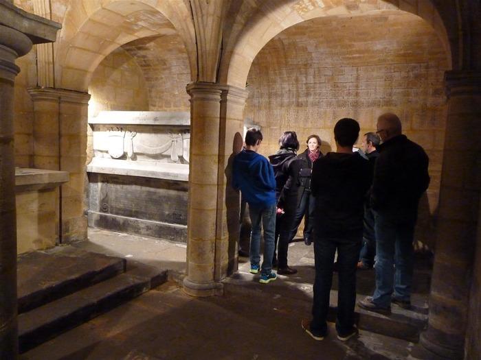 Journées du patrimoine 2019 - Visite de la crypte du maréchal Fabert