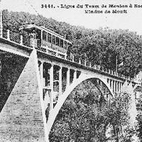 Menton - Exposition « Balade en tramway en pays Mentonnais »