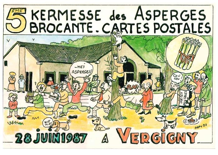 Journées du patrimoine 2020 - Annulé | Exposition sur la production des asperges et la vie paysanne