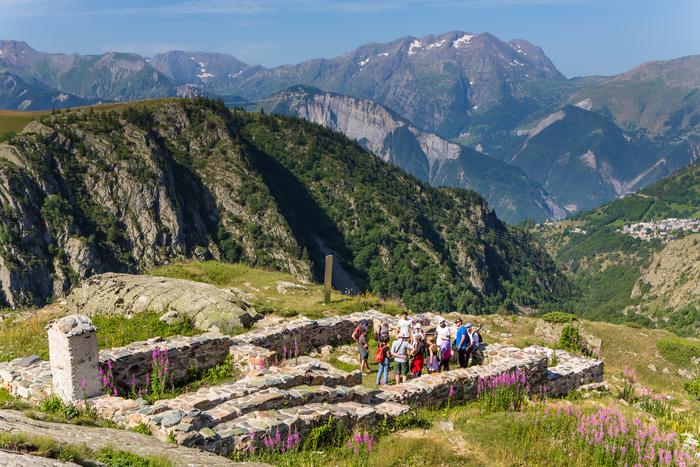 Journées du patrimoine 2020 - Visites guidées du site archéologique de Brandes (Alpe d'Huez)