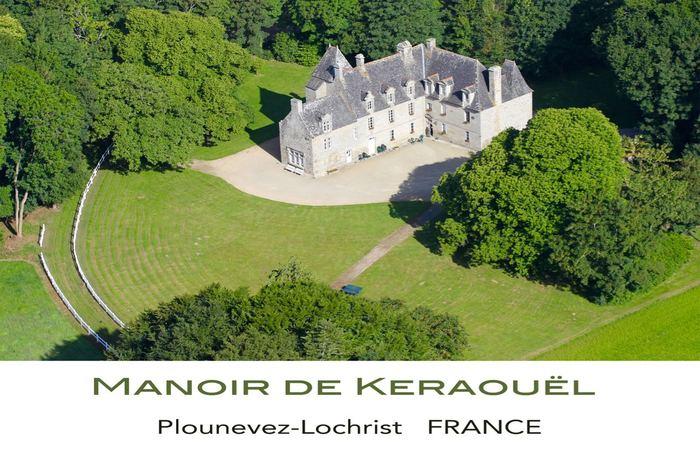 Journées du patrimoine 2019 - Visite commentée de Keraouël, un manoir du Léon à Plounevez-Lochrist
