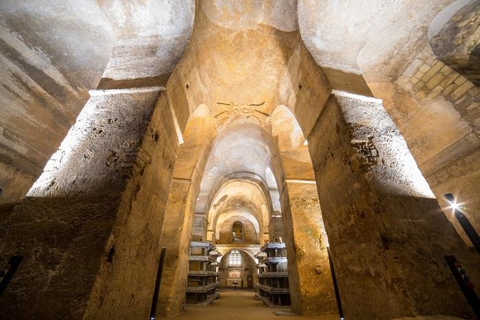 Journées du patrimoine 2019 - Découvrez la plus vaste église souterraine d'Europe !