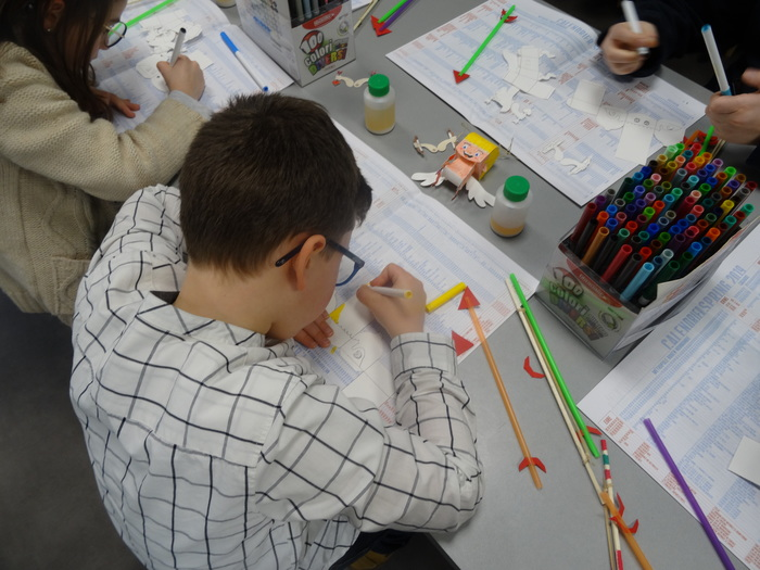 Journées du patrimoine 2020 - Atelier enfants au musée Juliobona de Lillebonne