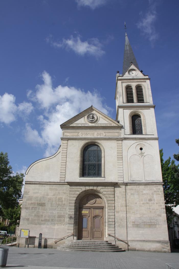 Journées du patrimoine 2019 - 4.Visite « Trésors d'arts » et concert « Orgues et chœurs » de l'église Saint-Médard