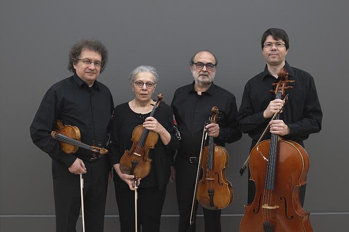 Nuit des musées 2019 -Concert du Quatuor Müller