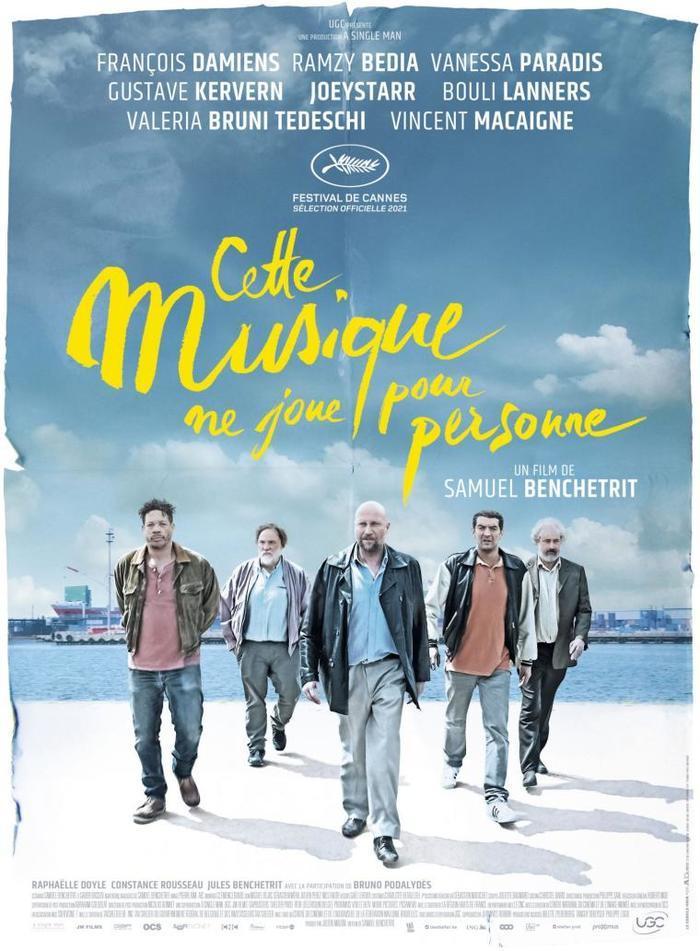CINÉMOBILE : Cette musique ne joue pour personne - le film à Courville-sur-Eure mercredi 10/11 à 18h00