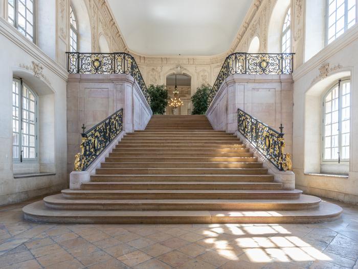 Journées du patrimoine 2019 - Le Palais des Ducs et des États de Bourgogne en visite libre