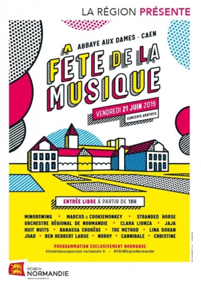 Fête de la musique 2019 - Programmation Normande