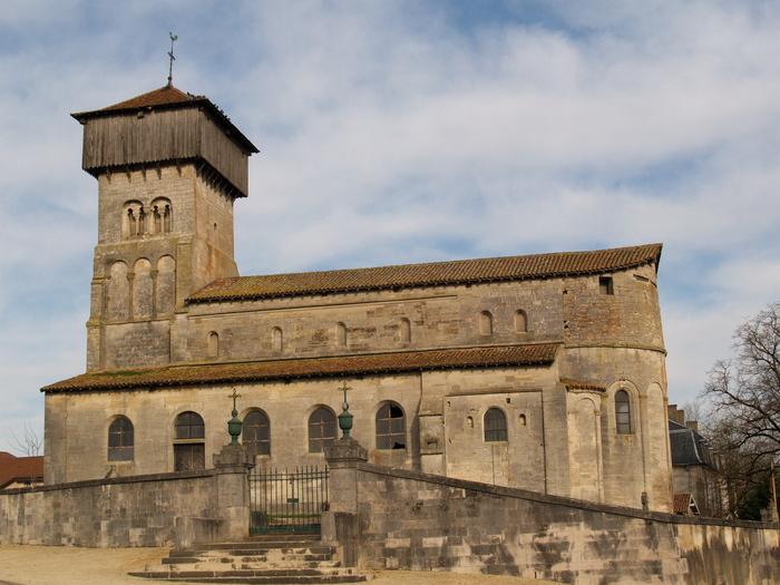 Journées du patrimoine 2020 - Visites guidées de l'église fortifiée de Dugny