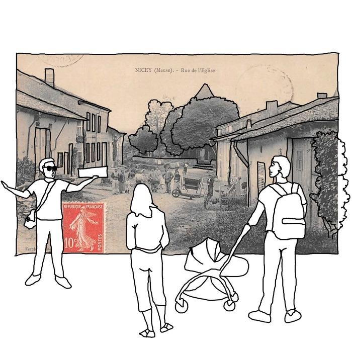 Journées du patrimoine 2020 - Petites leçons de modernité de nos villages - Nicey-sur-Aire