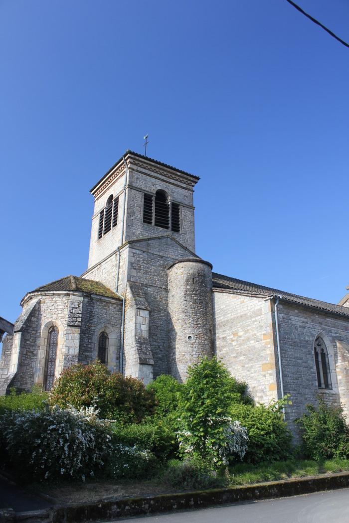 Journées du patrimoine 2020 - Exposition et visite libre de l'église Saint-Julien