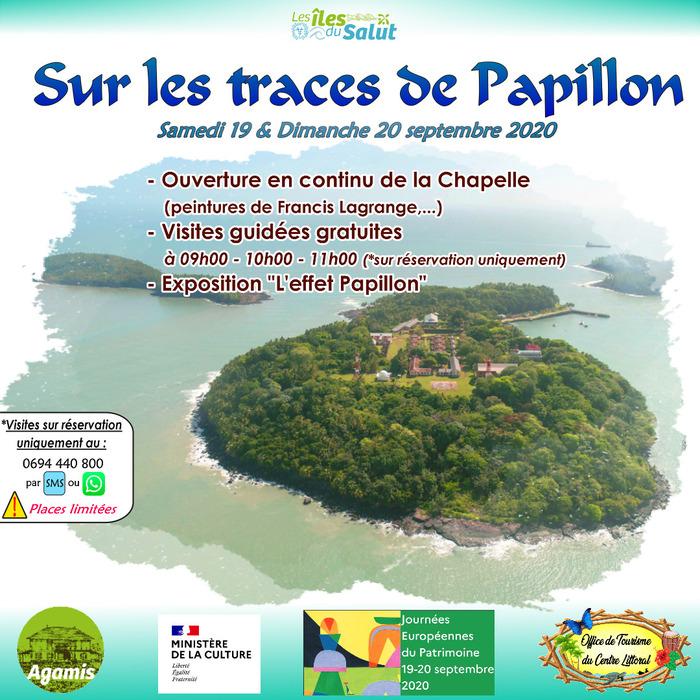 Journées du patrimoine 2020 - visites guidées de l'île Royale