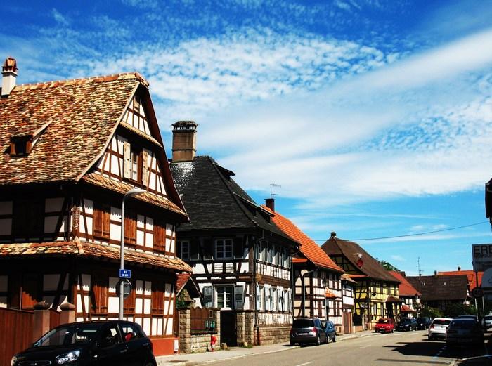 Journées du patrimoine 2020 - Visite guidée du vieux village alsacien de Fegersheim