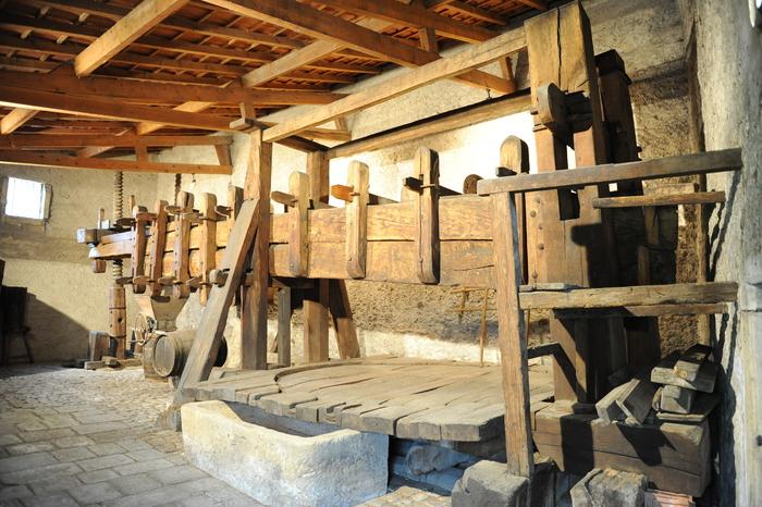 Journées du patrimoine 2019 - Découverte du Pressoir de Nouilly construit au Moyen-Âge