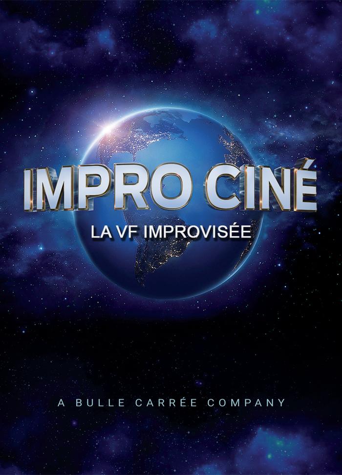 Impro Ciné – Spectacle en ligne