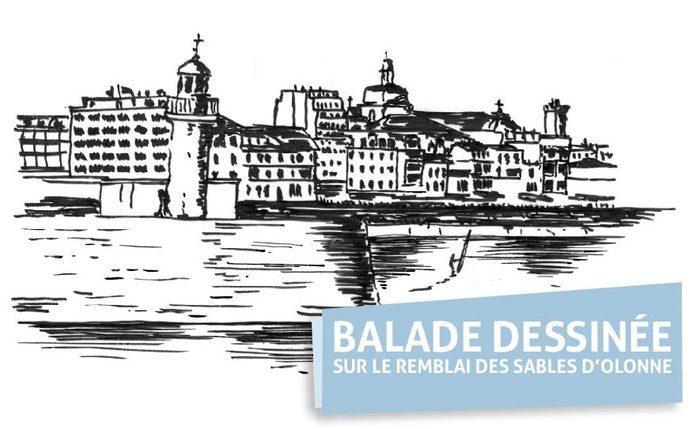 Journées du patrimoine 2020 - Balade dessinée